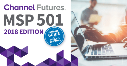 Channel Futures MSP 501 2018 Edition