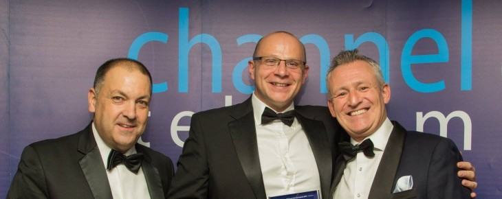 ITRM Win Data Partner of the Year with Channel Telecom