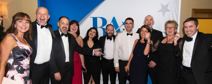 ITRM Shortlisted for the Bexley Business Excellence Awards